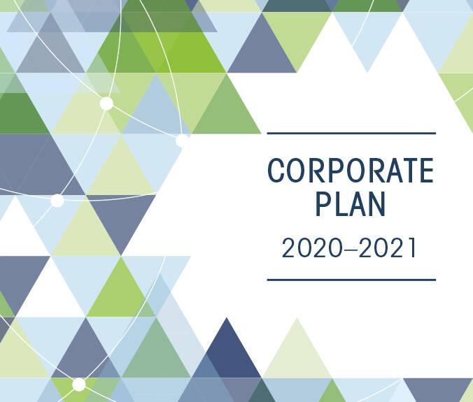 Comcare's Corporate Plan
